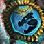 Sentinel's Intricate Silk Insignia