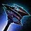 Dark Matter Hammer Skin