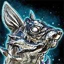 Mini Silver Jackal Pup