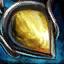Guild Wars 2 Bijou entrelacé en topaze