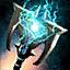 Berserker's Charged Stormcaller Axe