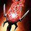 Assassin's Volcanic Stormcaller Sword