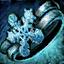 Snowflake Mithril Ring