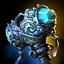 Commander's Dragon Slayer Hammer