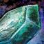 Lingot cristallin
