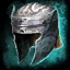 Dire Banded Helm of Scavenging