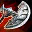 Shaman's Etched Skeggox of Rage