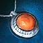 Sunstone Silver Pendant
