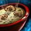 Bowl of Fancy Creamy Mushroom Soup