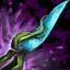 Cavalier's Verdant Dagger
