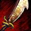 Dire Ceremonial Scimitar of Blood