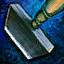 Guild Wars 2 Outils de travailleur du cuir simples