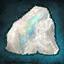 Orbe de pierre de lune