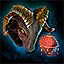Lucky Rooster Lantern