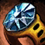 Black Diamond Orichalcum Ring