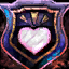 Guild Wars 2 Insigne en jute brodé vital