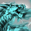 Legendäre Drachenform