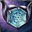 Snowflake Platinum Amulet