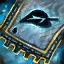 Guild Wars 2 Insigne en coton entrelacé rajeunissant