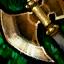 Orichalcum Axe Blade