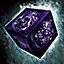 Cube d'énergie noire stabilisée