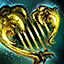 Maklain's Minstrel's Insignia