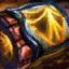 Knight's Darksteel Imbued Inscription