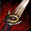 Dire Ceremonial Dagger of Blood