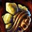 Guild Wars 2 Bijou vermeil en topaze