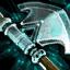 Mithril Axe Blade