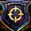 Guild Wars 2 Insigne en jute brodé précis
