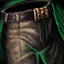 Dire Rogue Pants of Divinity