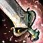 Ebonmane's Blade