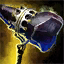 ico Mistforged Obsidian Hammer