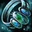 Azurite Mithril Ring