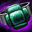 Emerald Platinum Ring