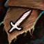 Guild Wars 2 Insigne en jute puissant