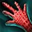 Linen Gloves Panel