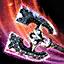 Heroic Dragonsblood Axe