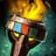 Rabid Beaded Torch