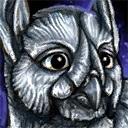 Mini Silver Griffon Hatchling