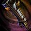 Lunatic Templar Gauntlets