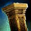 Elaborate Sandstone Pillar