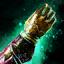 Whisper's Secret Gloves