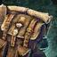 Guild Wars 2 Sac à dos de travailleur du cuir entrelacé