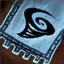 Guild Wars 2 Insigne en coton brodé ravageur