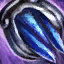 Embellished Brilliant Sapphire Jewel
