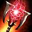 Berserker's Volcanic Stormcaller Axe