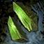Fragment verdoyant