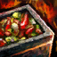Bowl of Fire Salsa